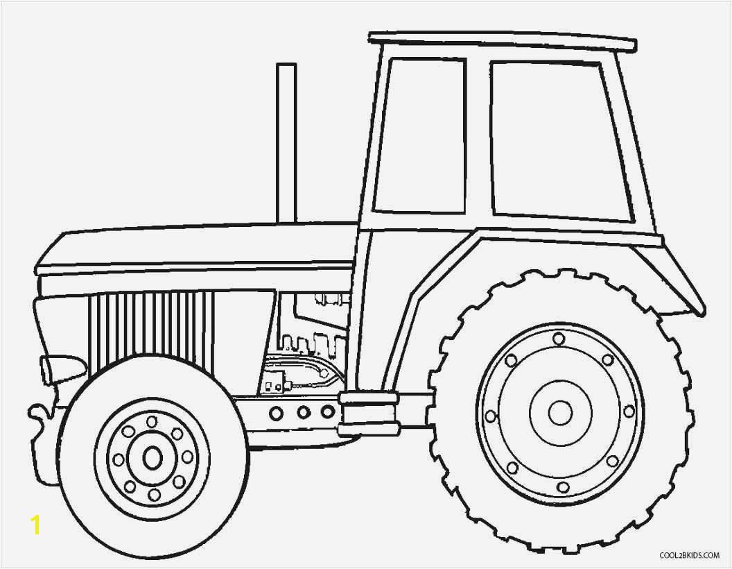 John Deere Ausmalbilder Neu John Deere Tractor Coloring Pages Stock