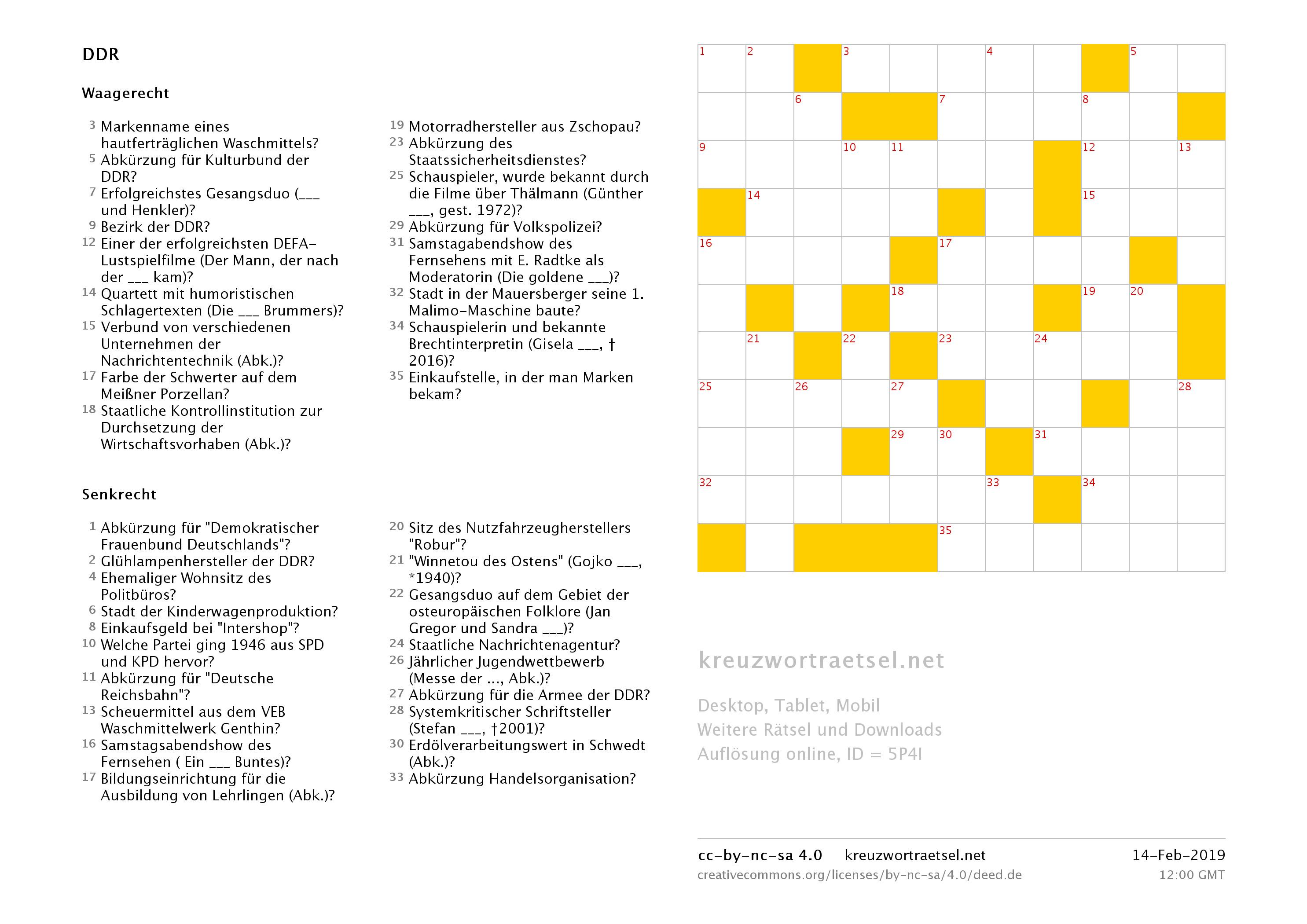 Wortsuchrätsel Zum Ausdrucken Das Beste Von Kreuzworträtsel Ddr Kreuzworträtsel Stock