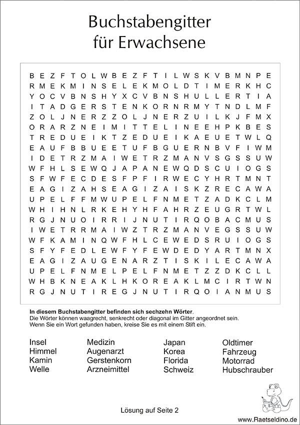 Wortsuchrätsel Zum Ausdrucken Einzigartig Rebus Rätsel Erstellen – Automobil Bau Auto Systeme Bilder
