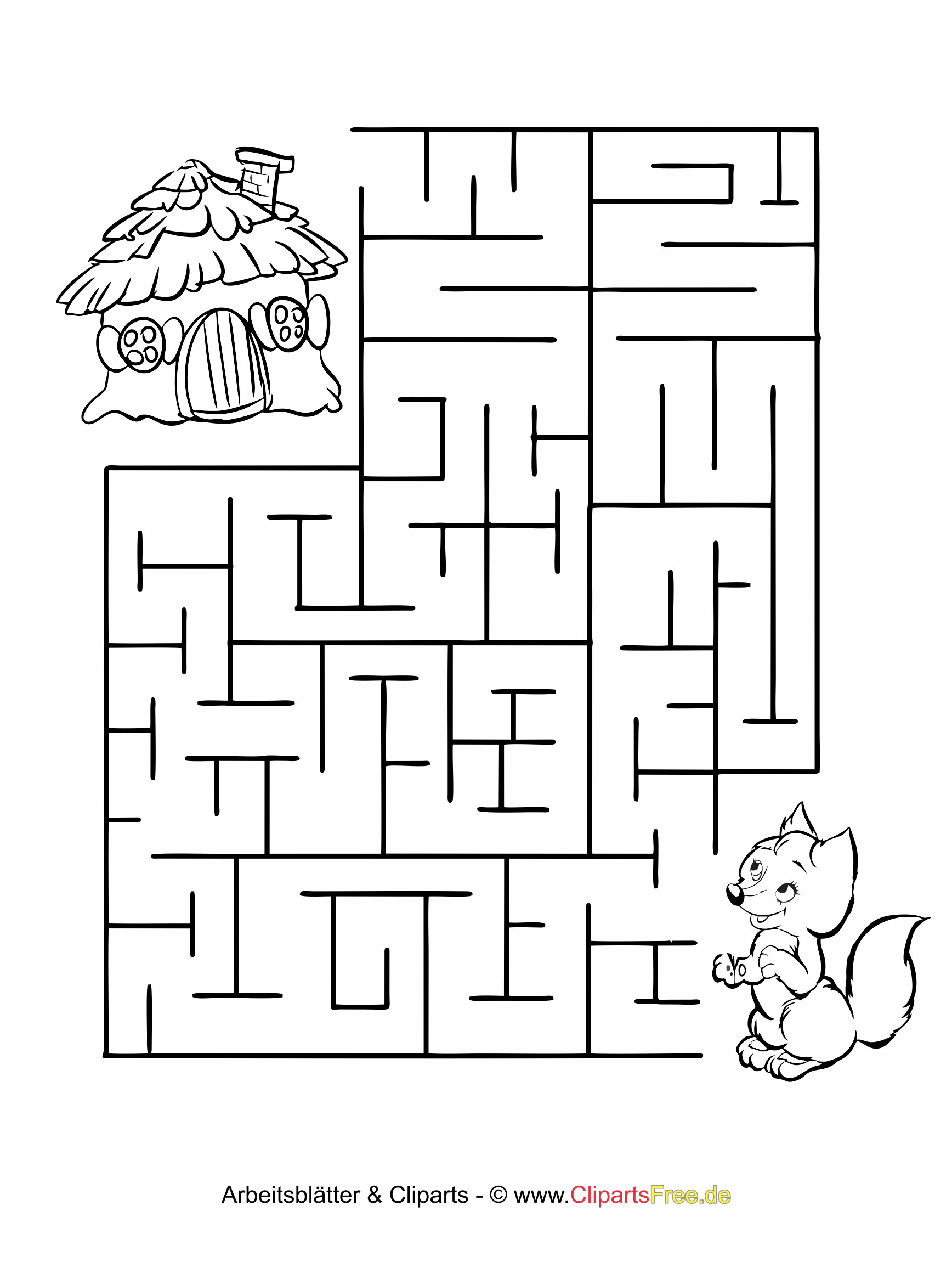 Wortsuchrätsel Zum Ausdrucken Inspirierend Rätsel Für Kinder Labyrinthe Irrgarten Malvorlagen Stock