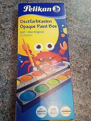Ausmalbilder 3 Jährige Kostenlos Frisch K12 Malkasten Pelikan Ersatzfarben 735k Bild