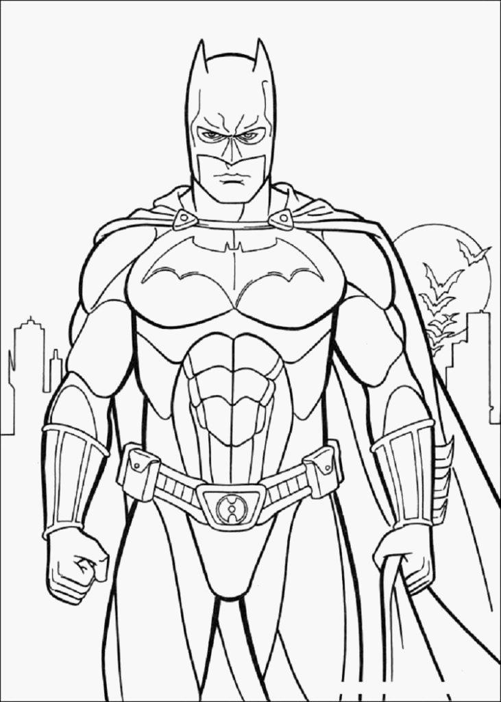Ausmalbilder Batman Frisch Motorrad Zeichnung Zum Ausmalen Druckbare Malvorlage Bild