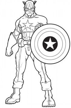 Ausmalbilder Captain America Einzigartig 2941 Best Ausmalbilder Images In 2019 Sammlung