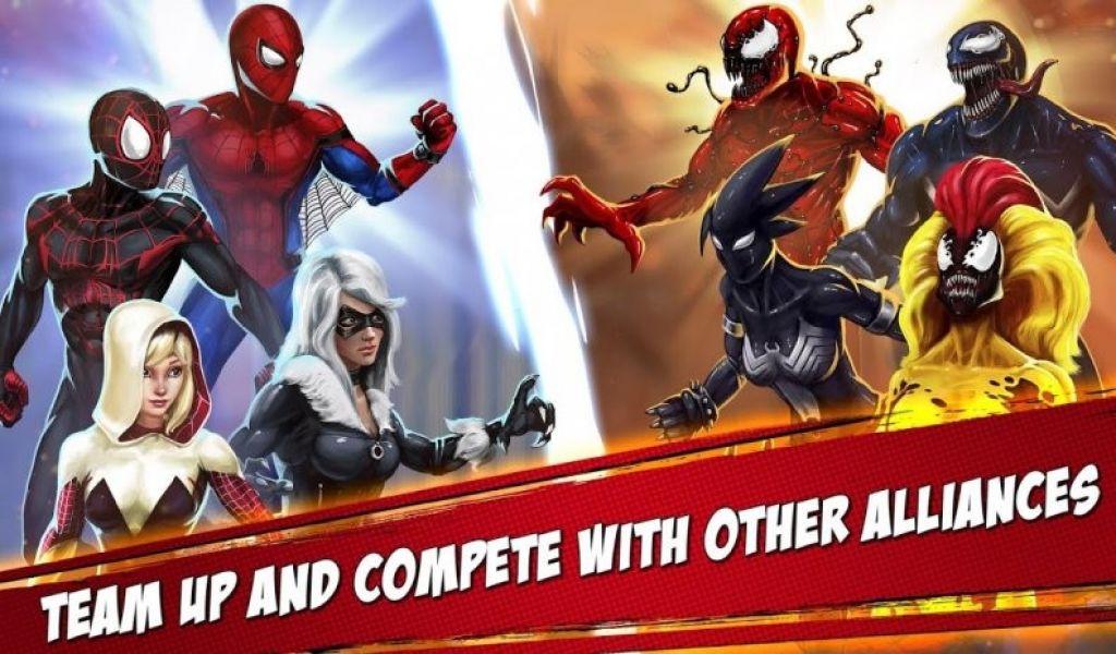 Ausmalbilder Captain America Frisch Spiderman Frisch Marvel Spider Man Unlimited 4 3 0d Download Das Bild