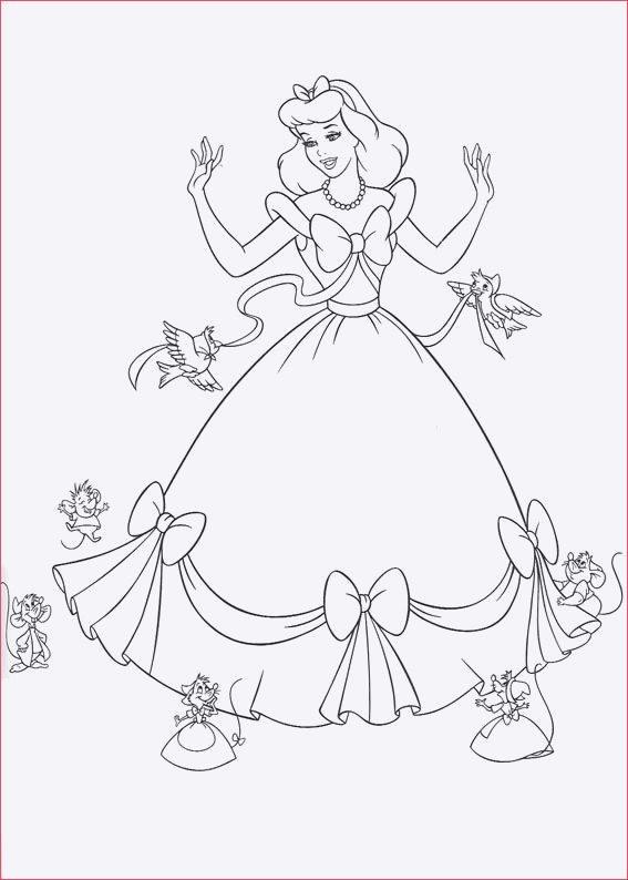 Ausmalbilder Cinderella Einzigartig Cinderella Zum Ausmalen Einzigartig 27 Prinzessin Cinderella Sammlung