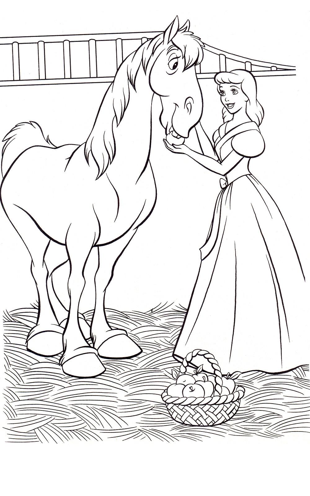 Ausmalbilder Cinderella Frisch Malvorlagen Fur Kinder Ausmalbilder Cinderella Kostenlos Page Fotos
