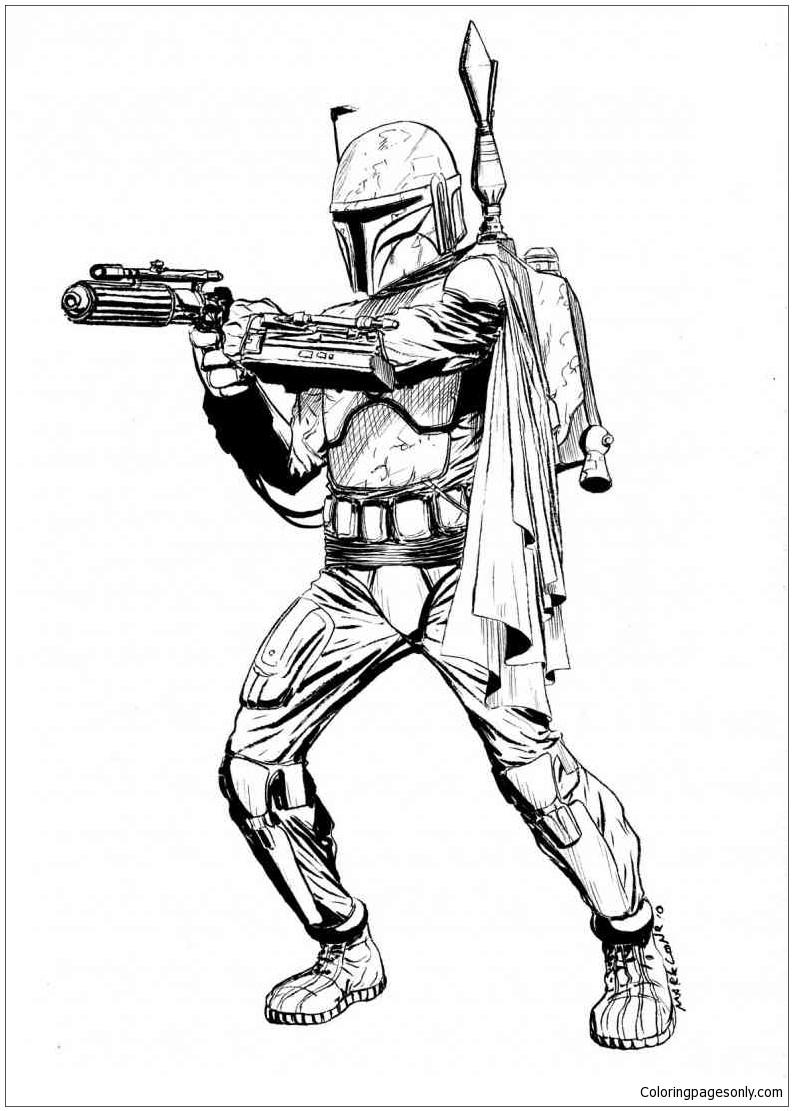 Ausmalbilder Cinderella Neu Ausmalbilder Star Wars Boba Fett Coloring Page Free Coloring Pages Bilder
