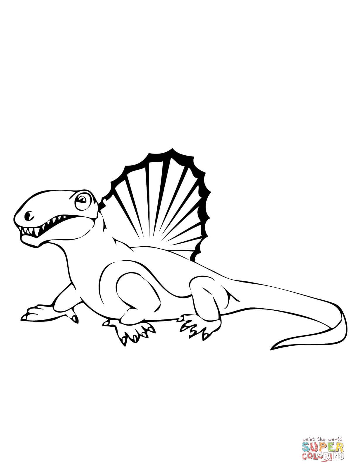 ausmalbilder dinosaurier neu dino zug ausmalbilder