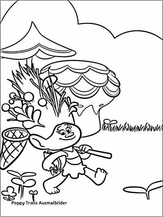 Ausmalbilder Disney Frisch Disney Ausmalbilder Ausmalbilder Trolls Branch Poppy 8 Malvorlage Stock