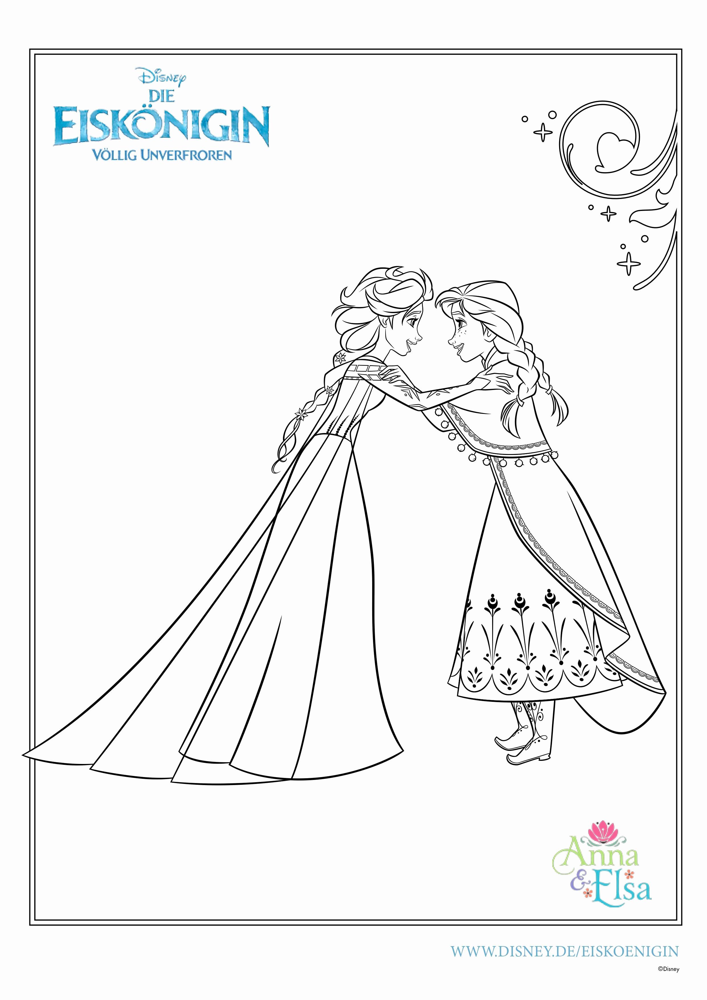 Ausmalbilder Disney Zum Ausdrucken Frisch Anna Und Elsa Ausmalbilder Zum Ausdrucken Neu Ausmalbilder Fotografieren
