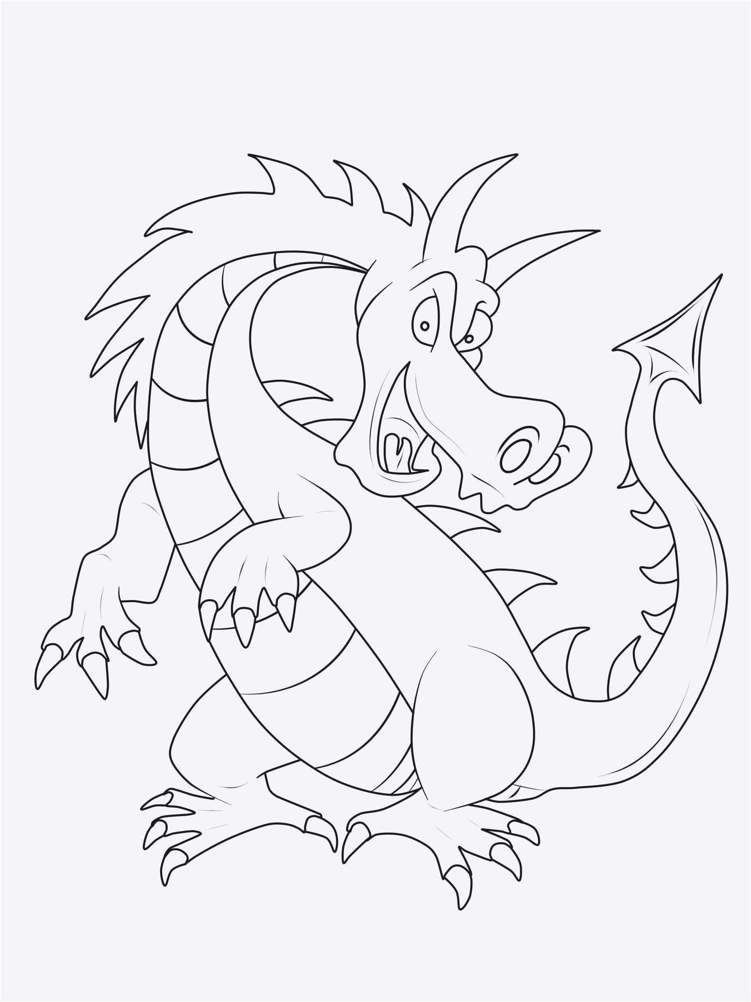 Ausmalbilder Drachen Das Beste Von Drachen Bilder Kostenlos Befreit Newsletter Bilder