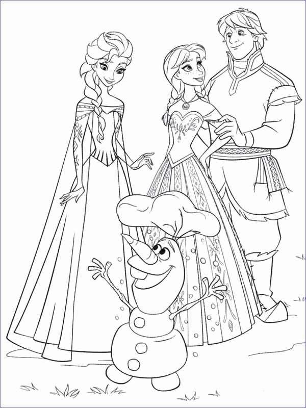 Ausmalbilder Elsa Und Anna Frisch 15 Printable for Elsa and Anna Coloring Page Image Fotos