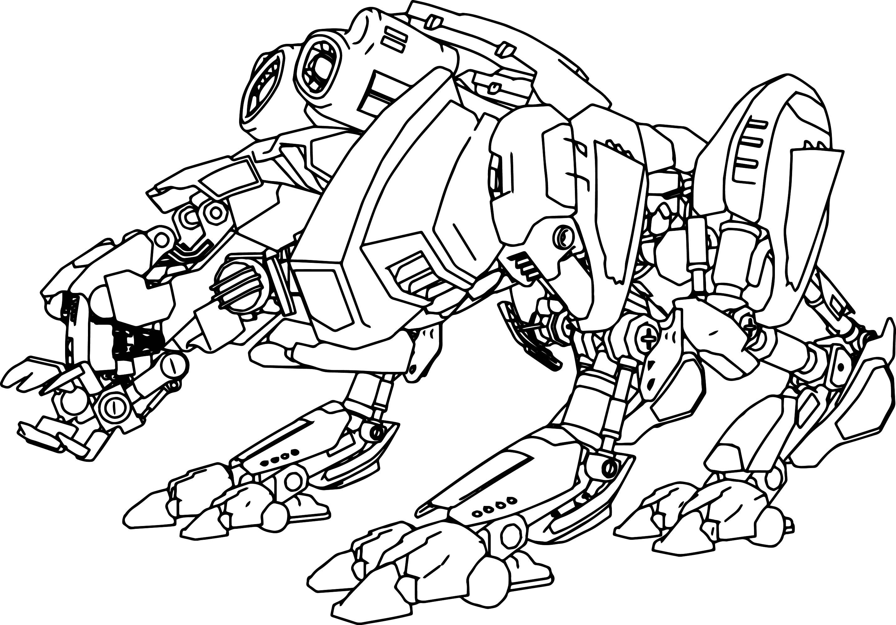 Ausmalbilder Glücksbärchis Genial Coloring Pages Robot Dinosaur Coloring Pages Bild