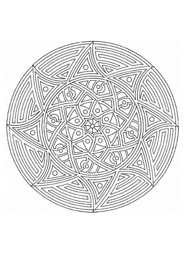 Ausmalbilder Glücksbärchis Genial Of Mandala Coloring Pages Expert Level Rockcafe Bilder
