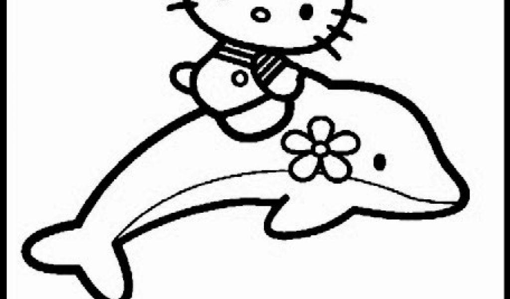 Ausmalbilder Hello Kitty Genial Hello Kitty Ausmalbilder Frisch Ausmalbild Hello Kitty Delfin Stock