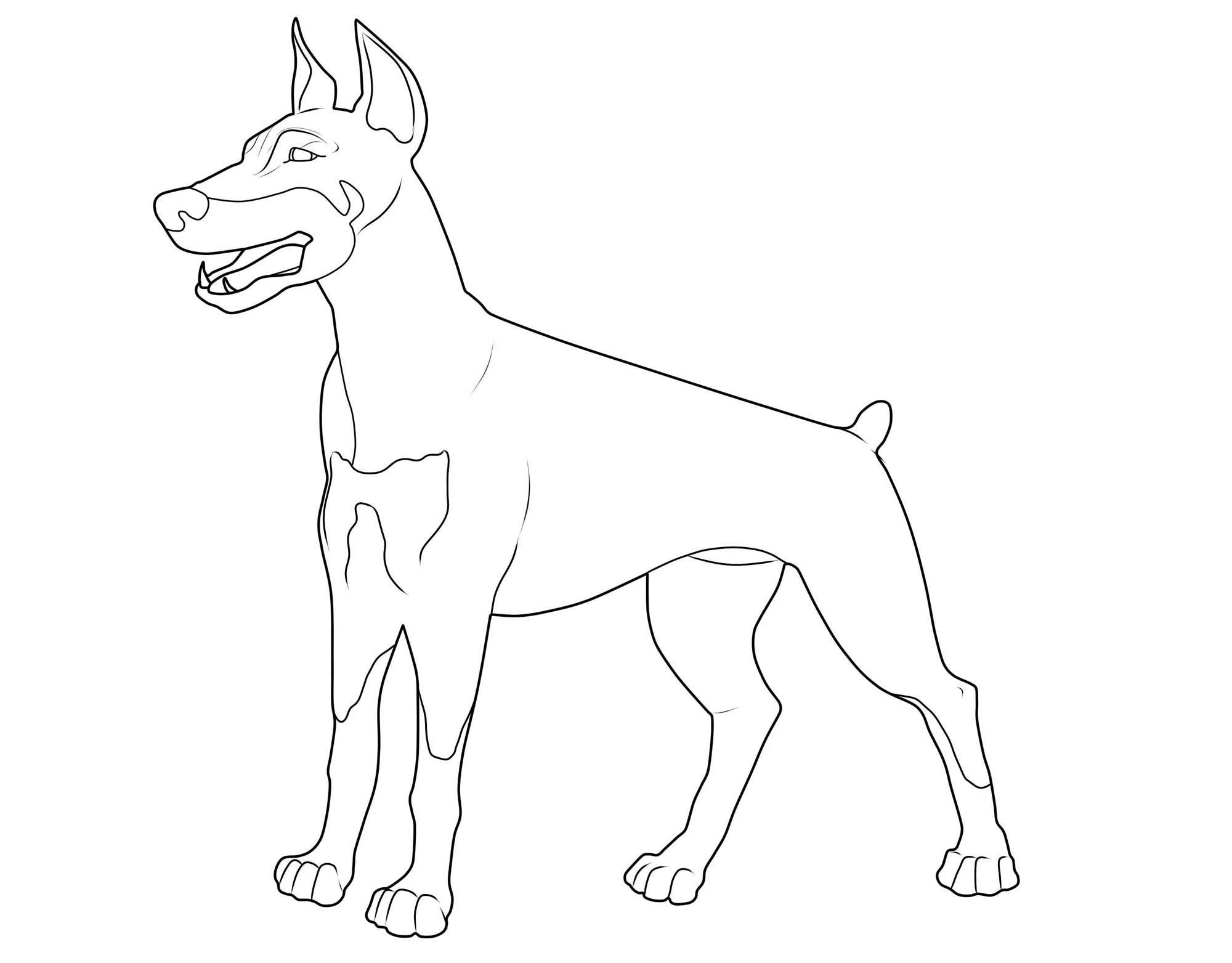 ausmalbilder hunde einzigartig kostenlose malvorlage hunde