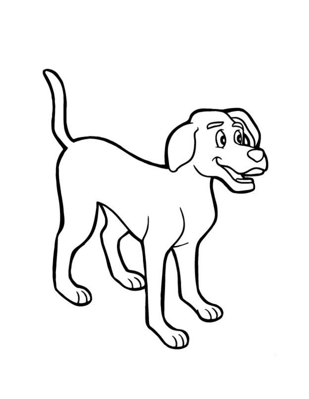 ausmalbilder hunde neu die besten ideen für hund