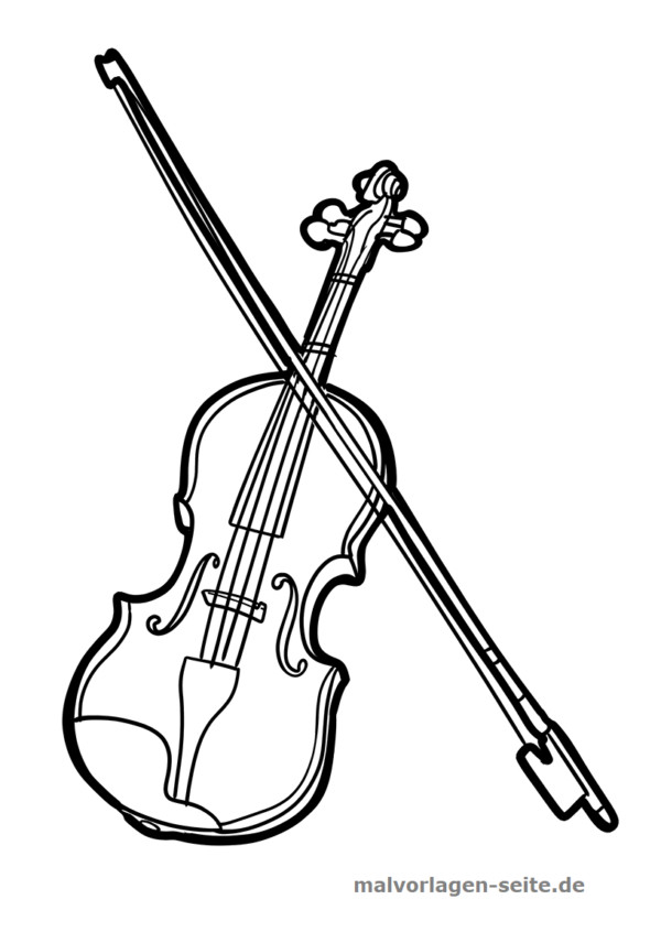 Ausmalbilder Instrumente Genial Gratis Malvorlagen Musikinstrumente Das Bild