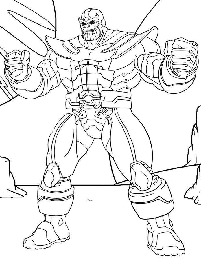 Ausmalbilder Ironman Frisch Thanos Ausmalbilder Ics Marvel AdaŚ Fotografieren