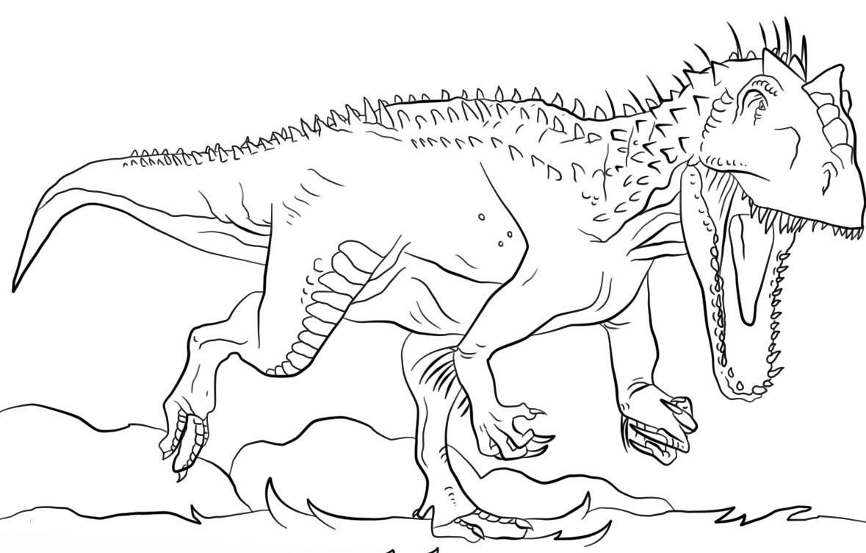 Ausmalbilder Jurassic World Einzigartig Bilder Zum Ausmalen Jurassic World Bild