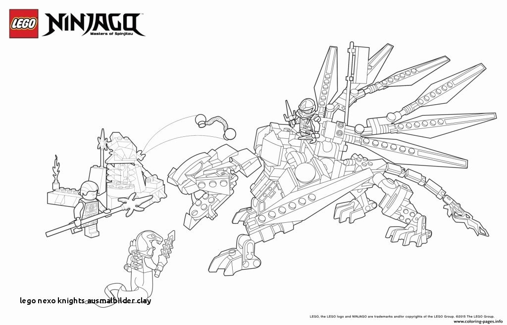 Ausmalbilder Lego Genial Lovely Lego Nexo Coloring Pages – Fansites Bilder
