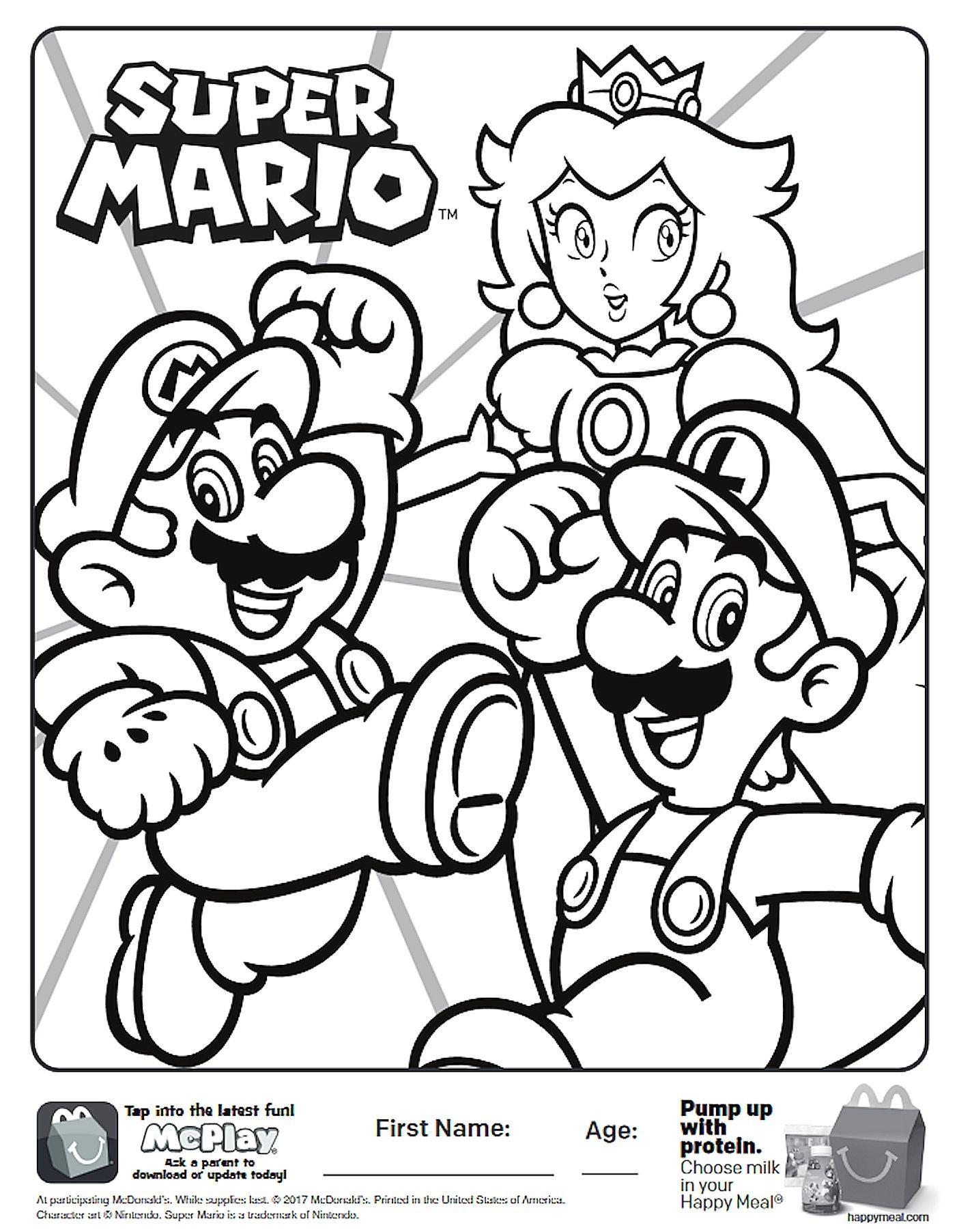 Ausmalbilder Mario Inspirierend original Mario Coloring Pages Unique Unique Super Mario Kart Bilder