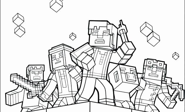 Ausmalbilder Minecraft Das Beste Von Minecraft Ausmalbilder Zum Ausdrucken Schön Coloring Pages Minecraft Das Bild