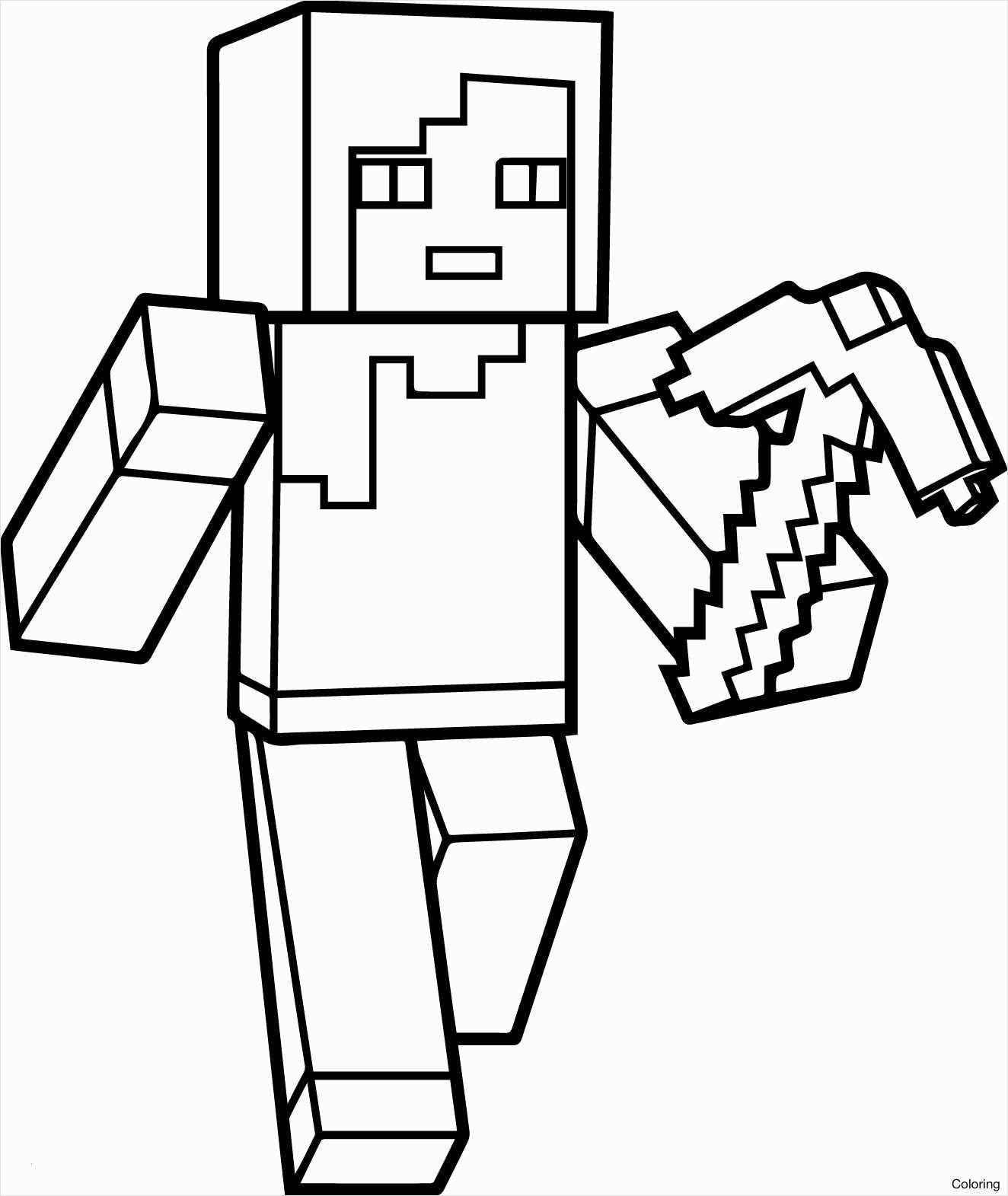 Ausmalbilder Minecraft Einzigartig Tumblr Coloring Pages Sammlung
