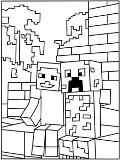 Ausmalbilder Minecraft Frisch 25 Best Ausmalbilder Minecraft Images In 2019 Das Bild