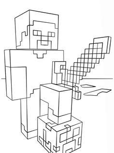 Ausmalbilder Minecraft Inspirierend 25 Best Ausmalbilder Minecraft Images In 2019 Galerie