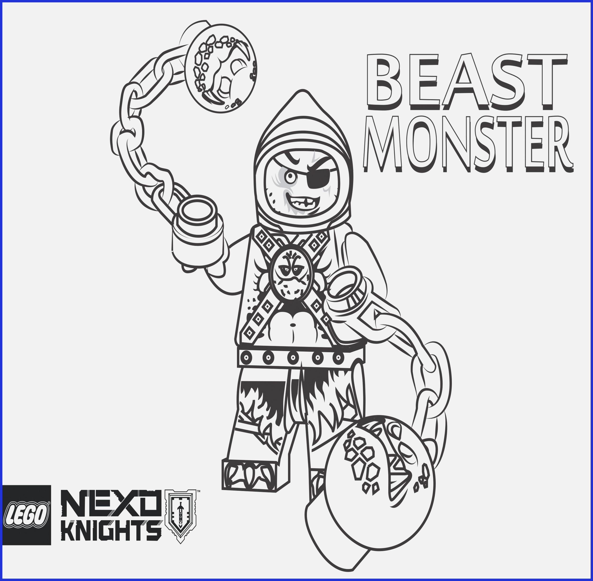 Ausmalbilder Nexo Knights Das Beste Von Lego Iron Man Coloring Pages Stock