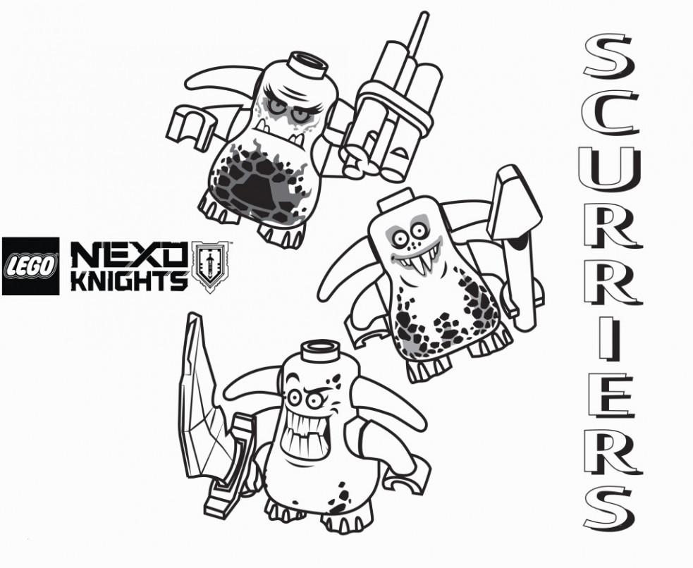 Ausmalbilder Nexo Knights Neu Knight Coloring Pages Das Bild