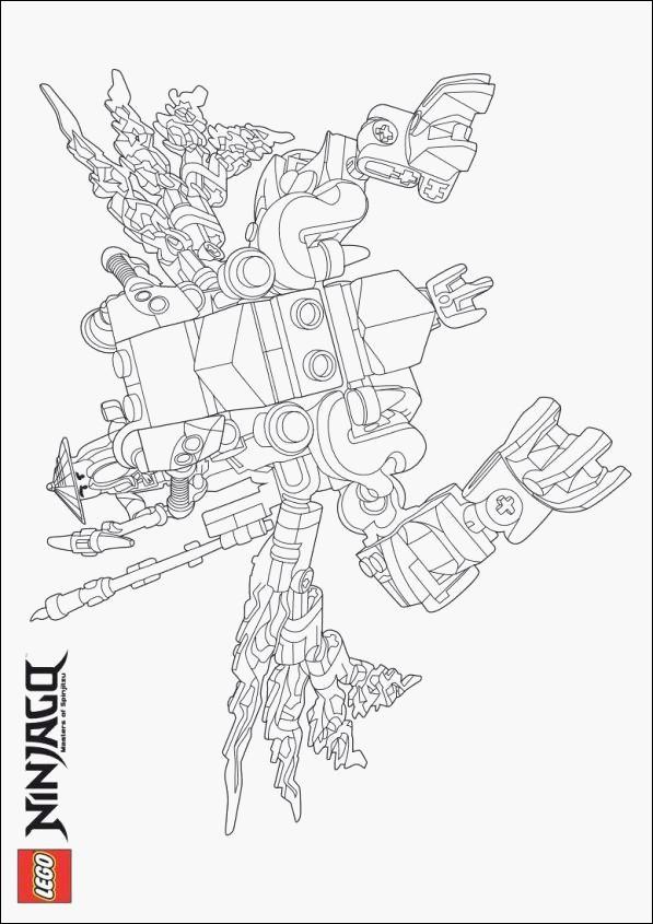 Ausmalbilder Ninjago Meister Der Zeit Genial Kids N Fun Kleurplaten Model Ausmalbilder Ninjago Meister Fotos