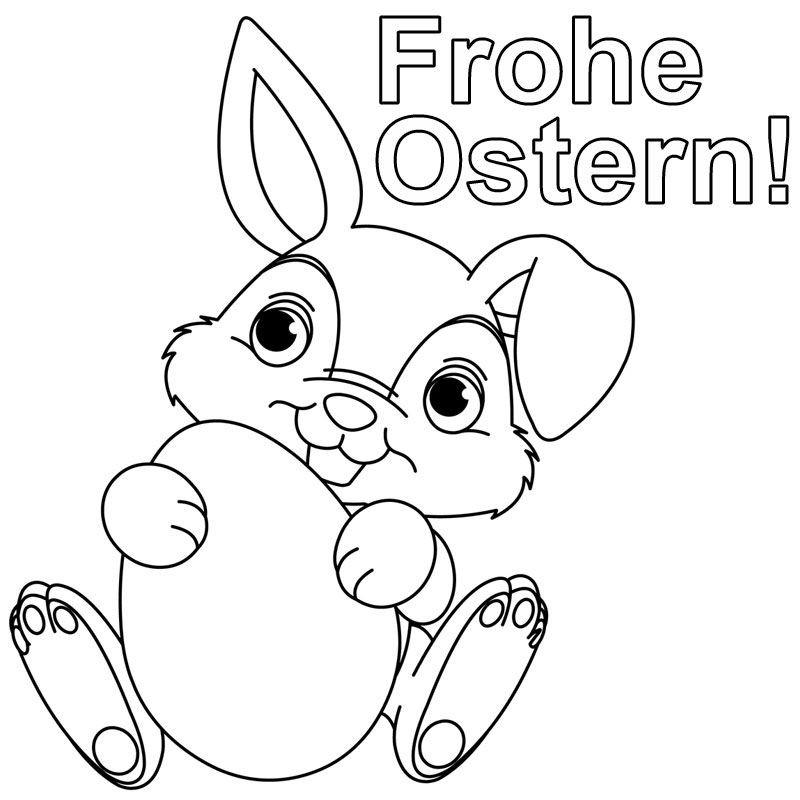 Ausmalbilder Ostern Zum Ausdrucken Neu Malvorlagen Osterhasen Kostenlos Bilder