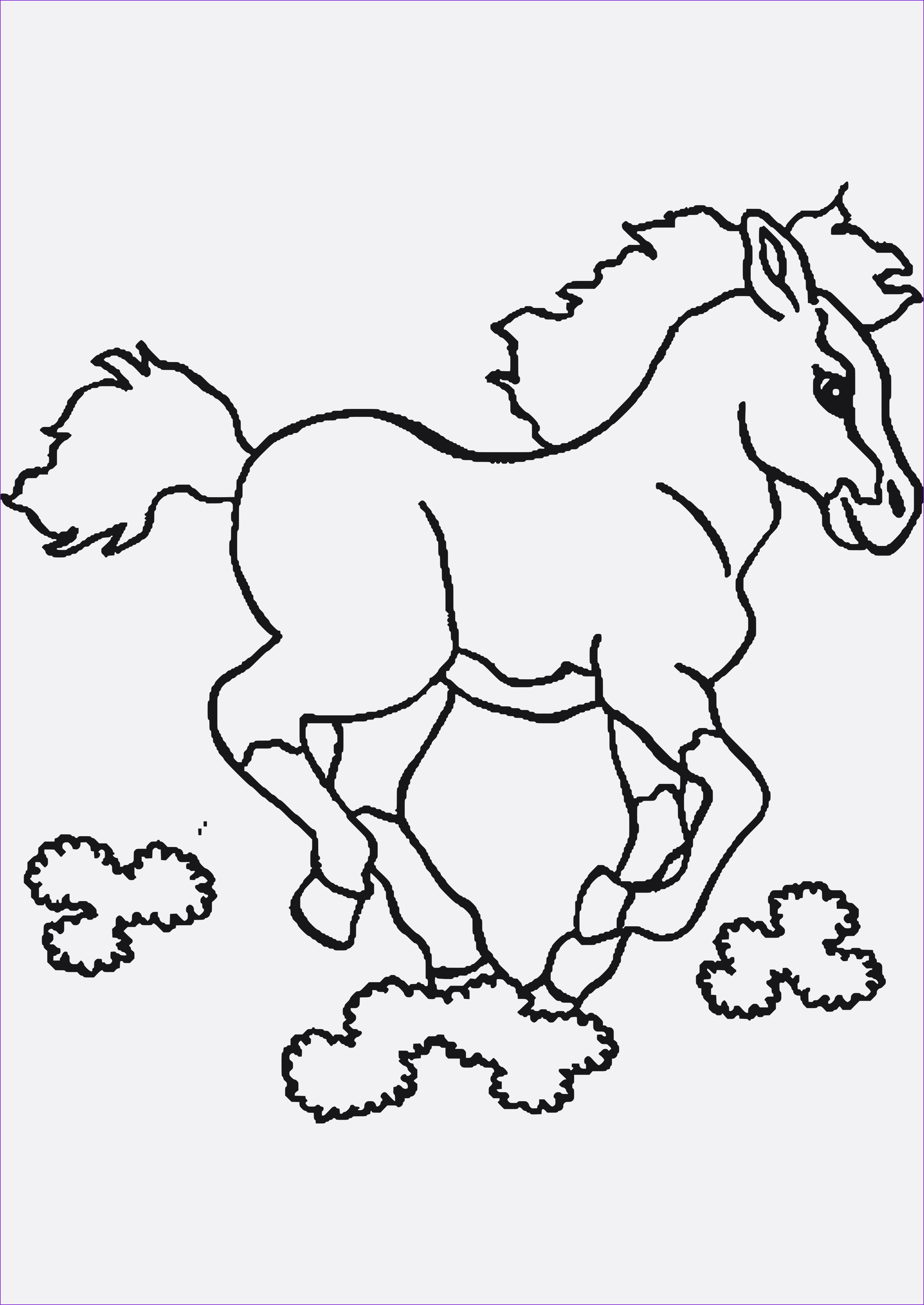 Ausmalbilder Pferde Kostenlos Das Beste Von Mandala Hunde