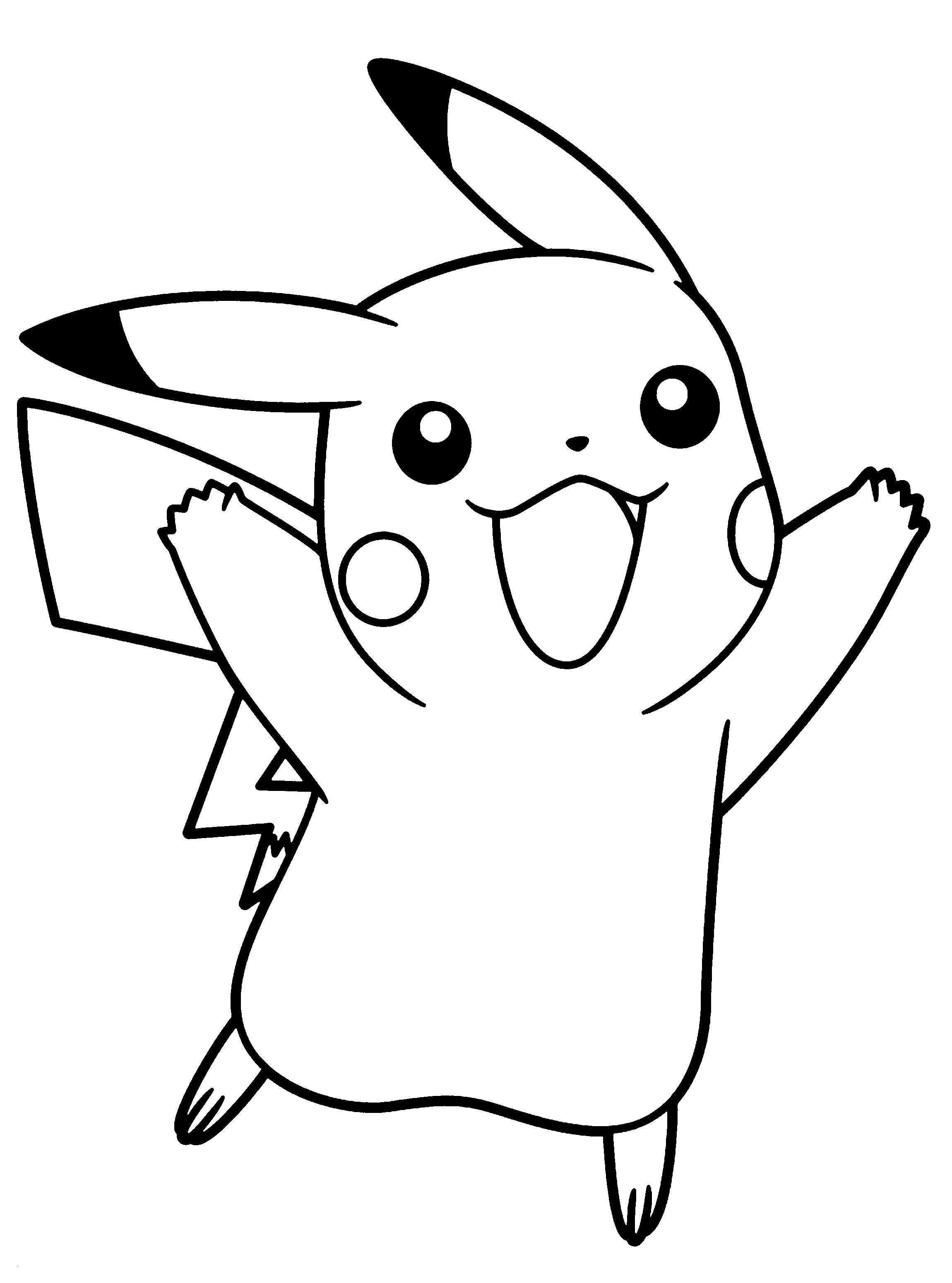 Ausmalbilder Pokemon Ball Neu 24 Pikachu Coloring Pages Gallery Coloring Sheets Fotos