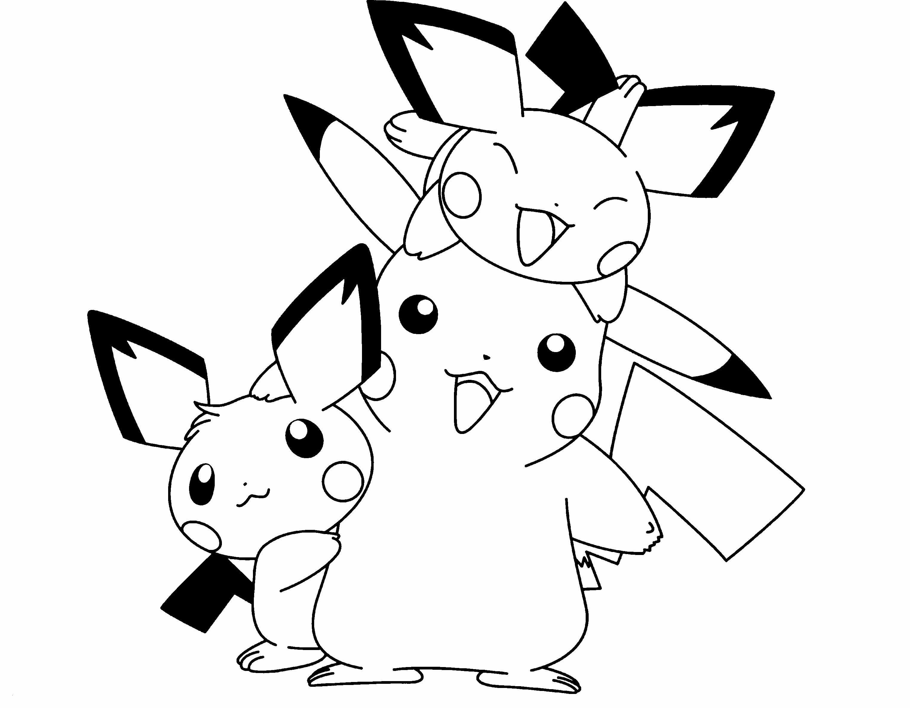 Ausmalbilder Pokemon Neu 24 Pikachu Coloring Pages Gallery Coloring Sheets Bilder