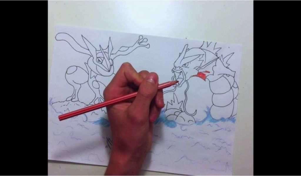 Ausmalbilder Pokemon Rayquaza Das Beste Von Coloriage Pokemon Mega De Luxe Coloriage Pokemon Mega Das Bild