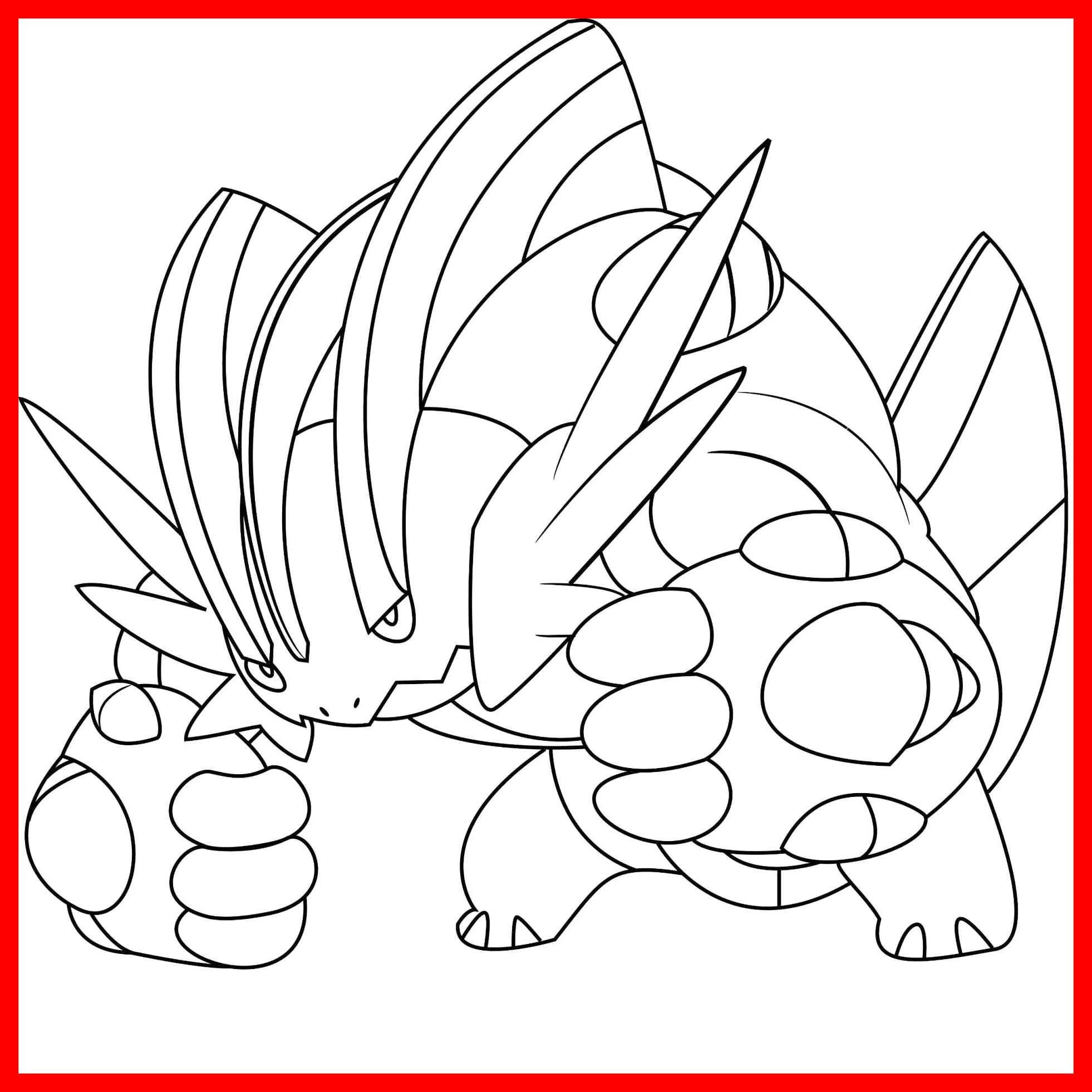 Ausmalbilder Pokemon Rayquaza Einzigartig Collection Pokemon Coloring Pages Kyogre Bilder