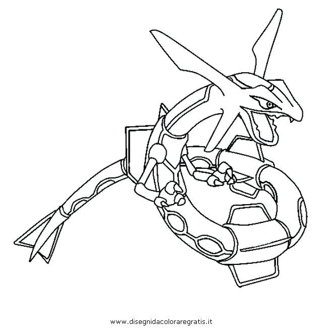 Ausmalbilder Pokemon Rayquaza Einzigartig the Best Free Rayquaza Coloring Page Images Download From Stock