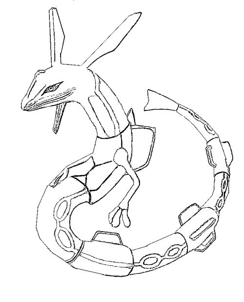 Ausmalbilder Pokemon Rayquaza Neu Malvorlagen Pokemon Rayquaza Das Bild