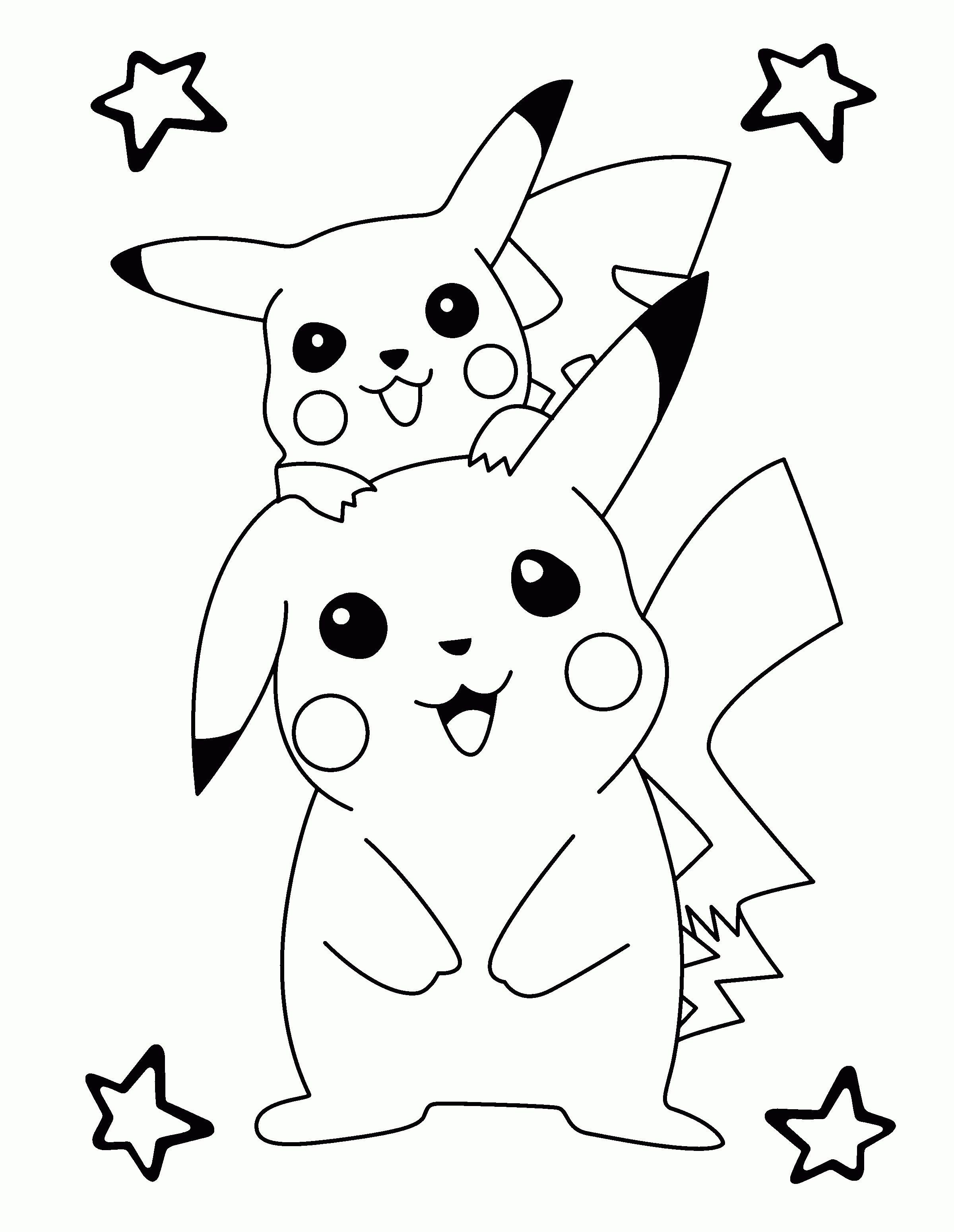 Ausmalbilder Pokemon Xy Genial Ausmalbild Pikachu Pokemon John Pinte T Fotos