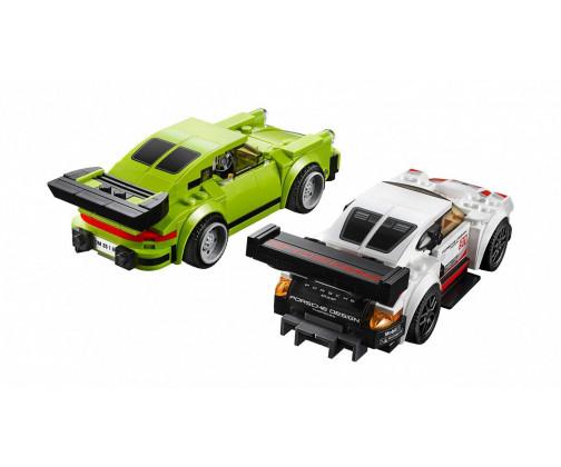 Ausmalbilder Porsche 911 Einzigartig Lego Speed Champions Porsche 911 Rsr I 911 Turbo 3 0 Stock