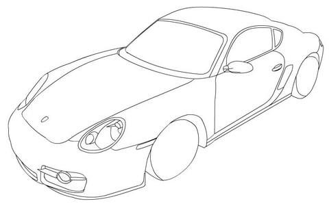 Ausmalbilder Porsche 911 Genial Najlepsza Kolekcja] Kolorowanka Porsche Kolorowanki Do Druku Das Bild