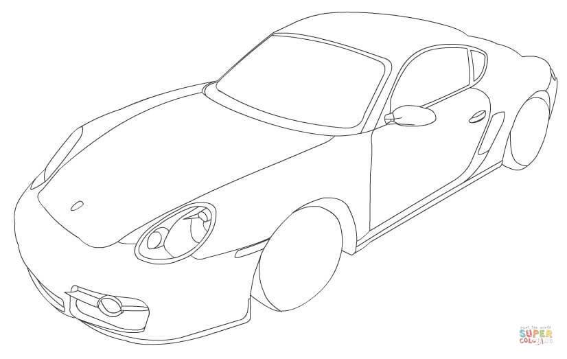 Ausmalbilder Porsche 911 Neu Najlepsza Kolekcja] Kolorowanka Porsche Kolorowanki Do Druku Das Bild