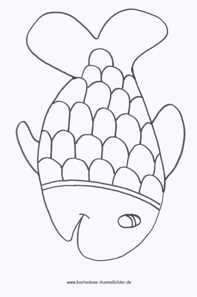 Ausmalbilder Qualle Frisch Einzigartig Schablone Fisch Zum Ausdrucken Fotos