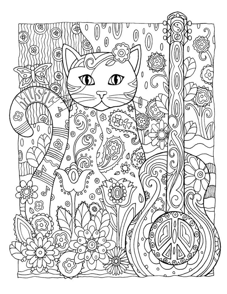 Ausmalbilder Querflöte Frisch 10 Adult Coloring Books to Help You Destress and Selfexpre Fotos