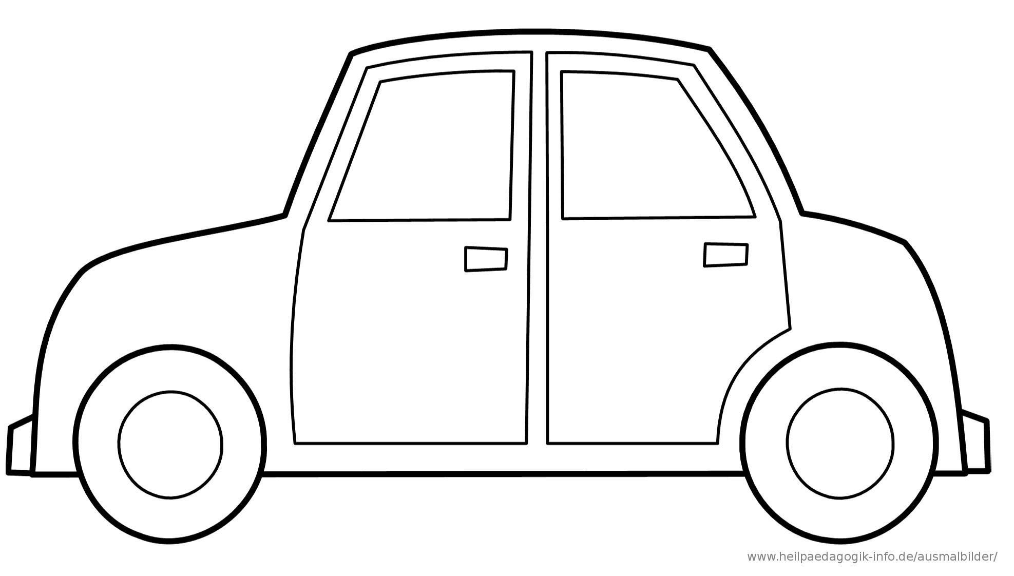 Ausmalbilder Rennauto Inspirierend Auto Zeichnen Leicht Bild