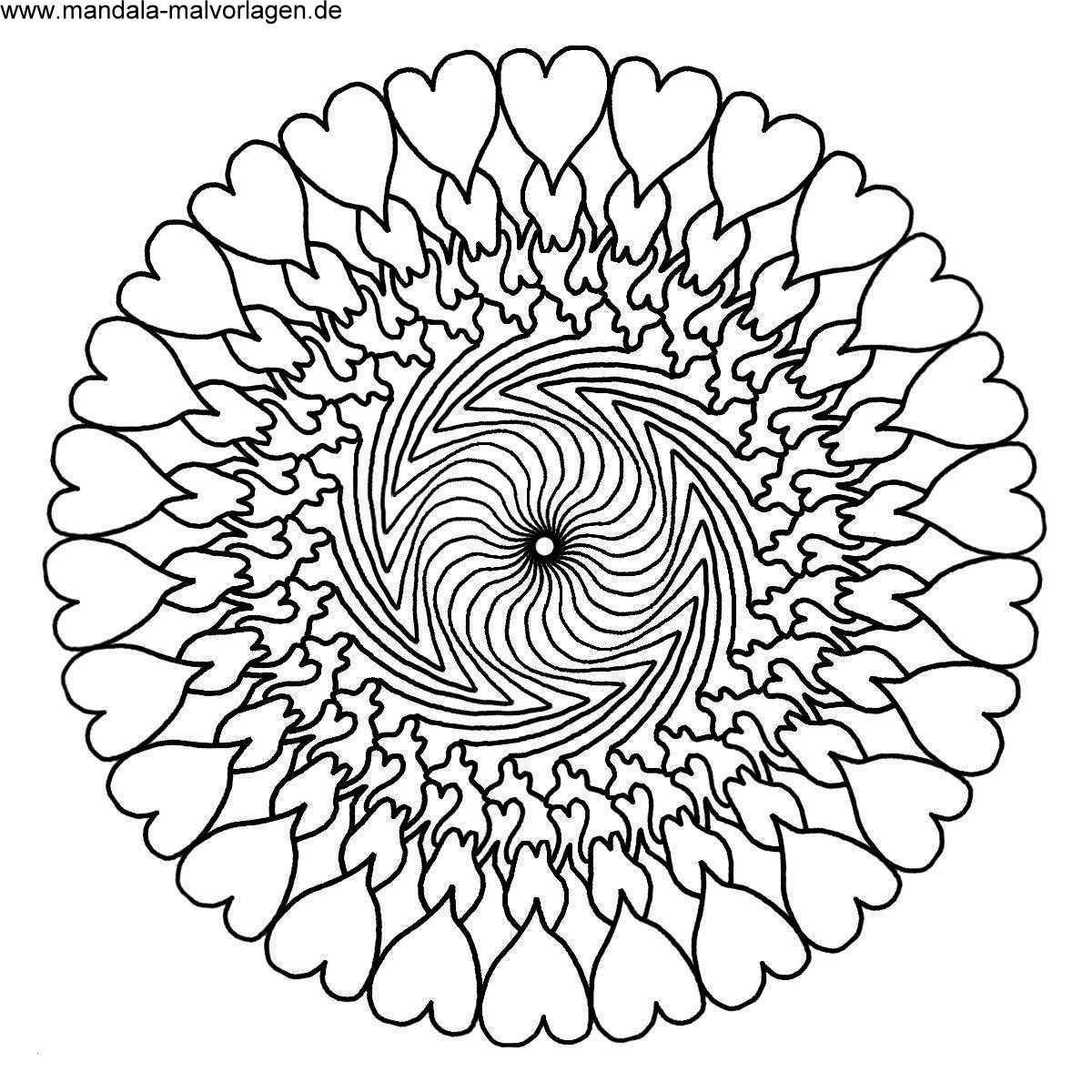 Ausmalbilder Rosen Das Beste Von Mandalas Zum Ausmalen Rosen Galerie