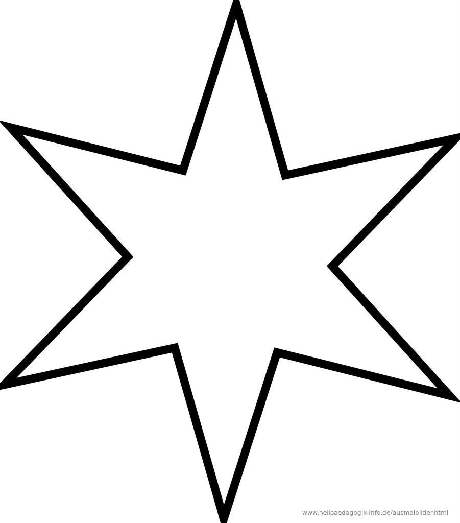 Ausmalbilder Sterne Genial Stern Vorlage Din A4 Einzigartig 12 Stern Vorlage Zum Ausdrucken A4 Sammlung